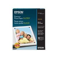 엡손(EPSON)용지 C13S041288 (프리미엄 광택 사진 용지) / Premium Glossy Photo Paper A3 / 20매