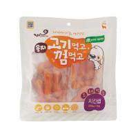 웅자 고기껌 치킨랩 14p(200g)