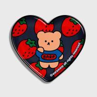 strawberry bear-navy(hearttoktok)