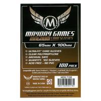 메이데이 매그넘 카드 슬리브 65x100 - 100pack