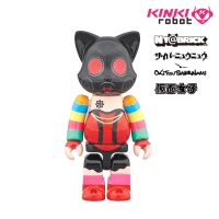 [KINKI ROBOT] 냐브릭 100% NY@RBRICK FUKUSENKAISYU TOPOLOGY CYBER NEW WITH STEAM GIRLS (1609009)
