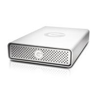 지테크놀로지 G-DRIVE USB 3.5형 외장하드 G1 4TB (165MB/s 전송속도 / 알루미늄하우징 / 7200RPM)