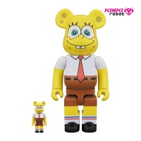 400%+100%BEARBRICK SPONGEBOB (1812013)