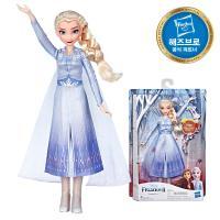 겨울왕국2 패션돌 노래하는 인형 엘사 디즈니공주