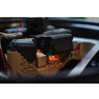 모락 대나무 비장탄 바베큐 숯 원콜 3시간사용