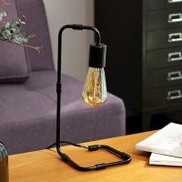 트위스트 테이블 스탠드 (LED 전구 증정)