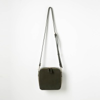 Square Cross Bag (Green) - P003C_GN