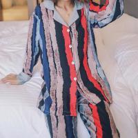 스트라이프 파자마 여성잠옷 세트 CH1506952