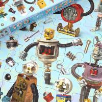 업사이클 로봇 100피스 퍼즐 / 5세이상