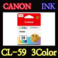 캐논(CANON) 잉크 CL-59 / 3 Color / CL59 / E409