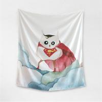 슈퍼맨 포포 태피스트리by포포 (220332)
