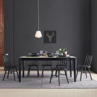 아르메 리얼스톤 세라믹 6인 식탁세트(의자6)
