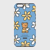 Bear flower garden-blue(터프/슬라이드)