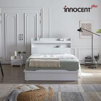 [이노센트] 리브 루아스 LED 평상형 침대 Q/K
