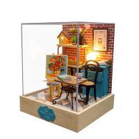 DIY 미니어처하우스 드로잉 카페