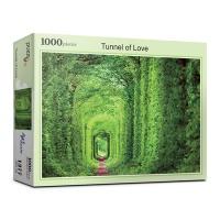 우크라이나, 사랑의 터널 직소퍼즐 (1000피스/PL1377)