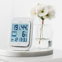 일본 드레텍 미세먼지 측정가능 온습도계