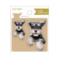 DA5450 fluffy lovely dog
