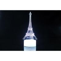 3D LED 무드등 [HQ버전] 에펠탑 (CBT940022)