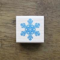 [패턴]크리스탈눈꽃(스카이블루)