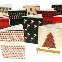 크리스마스 노트카드 SET (2type)
