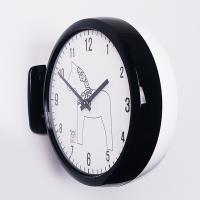 [하이모리] 타임데코 캐릭터 양면 벽시계 믹스 [벽시계/양면벽시계/양면시계/월클락/인테리어시계]