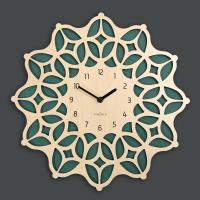 (ktk155)저소음 스페이스 시계(n/g)