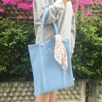 denim awesome eco bag