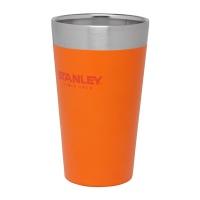 [STANLEY] 스탠리 스태킹 진공 파인트 473 오렌지