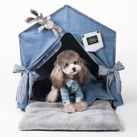 펫데일리 강아지 호텔 하우스 시리즈 - 레빗 홀 호텔