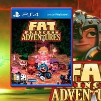 PS4/팻 프린세스 어드벤처:한글판