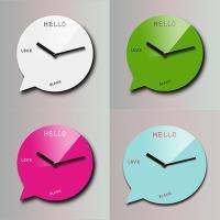 Reflex 말풍선 무소음벽시계(대) BUB280시리즈 4종