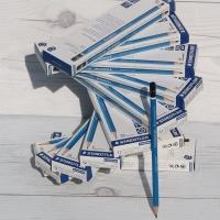 다양한 심등급 연필-스테들러 Mars Lumograph 100 1타