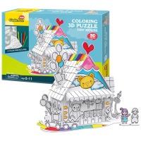 [3D퍼즐마을][P693h] 토이 하우스 (Toy House)