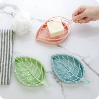 [무료배송]파스텔 나뭇잎 비누받침대