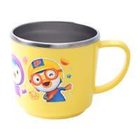뽀로로 논슬립 스텐 컵