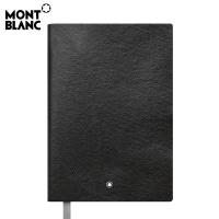 몽블랑 사피아노 #146 블랙 - 스퀘어 노트 (113637)