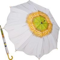 써머 데이지 - 원목자동장우산
