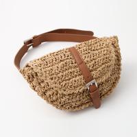 Rattan Belt Bag