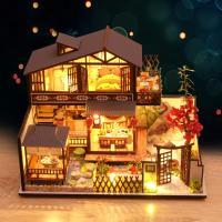[adico]DIY 미니어처 하우스 - 황후의 별장