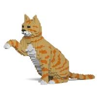 [JEKCA] 손내미는 고양이레고 (치즈태비)