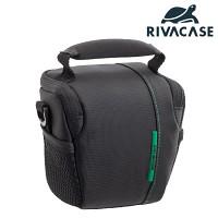 디지털카메라 & 미러리스 카메라 가방 RIVACASE 7410 (탈부착 끈 / 매쉬 포켓)