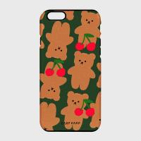 Dot cherry big bear-green(터프/슬라이드)