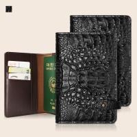 MP_마르틴B(카이만블랙)_여권지갑 여권케이스