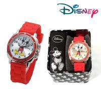 [Disney] 디즈니 미키 아동 젤리 손목시계 (MK1104)