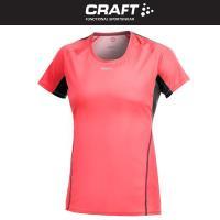 [CRAFT] 크래프트스포츠 기능성 여성용 반팔 티셔츠 1901322