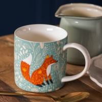 여우(Foraging Fox) 머그 컵