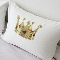 the crown 베개커버 (50x70)