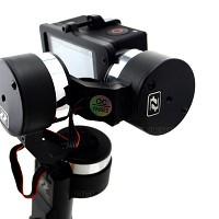 [헬셀] Z1 프로 핸드헬드 짐벌/고프로용/3축/스테디캠/고프로3,4/고프로 히어로 블랙/GoPro/촬영장비