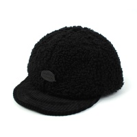 Fleece BKMT Black Bike Cap